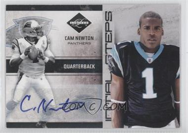 2011 Panini Limited Initial Steps Signatures [Autographed] #11 - Cam Newton /25