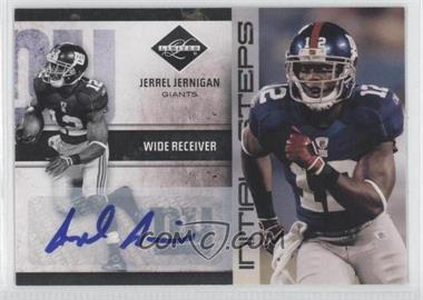 2011 Panini Limited Initial Steps Signatures [Autographed] #6 - Jerrel Jernigan /50