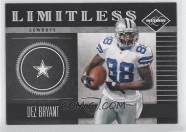 2011 Panini Limited Limitless #11 - Dez Bryant /249