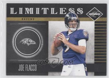 2011 Panini Limited Limitless #14 - Joe Flacco /249