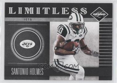2011 Panini Limited Limitless #25 - Santonio Holmes /249