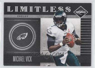 2011 Panini Limited Limitless #3 - Michael Vick /249