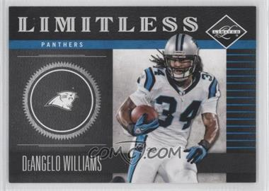 2011 Panini Limited Limitless #6 - DeAngelo Williams /249
