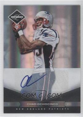 2011 Panini Limited Monikers Silver [Autographed] #57 - Chad Ochocinco /50