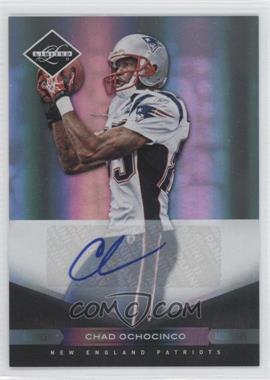 2011 Panini Limited Monikers Silver [Autographed] #57 - Chad Ochocino /50