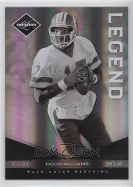 2011 Panini Limited Spotlight Silver #147 - Doug Williams /50