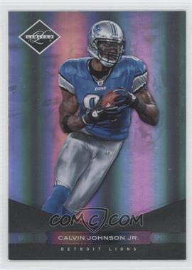 2011 Panini Limited Spotlight Silver #32 - Calvin Johnson Jr. /50