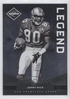 Legends - Jerry Rice /499