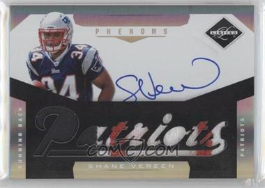 2011 Panini Limited #216 - Shane Vereen /299