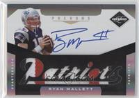 Material Phenoms RC - Ryan Mallett /199