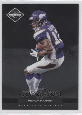 2011 Panini Limited #55 - Percy Harvin /499