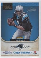 Cam Newton (Playoff National Treasures)