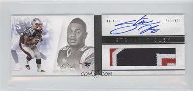 2011 Panini Playbook - [Base] #131 - Stevan Ridley /399