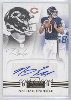 2011 Panini Playbook Gold #78 - Nathan Enderle /49