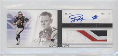 2011 Panini Playbook #128 - Ryan Mallett /299