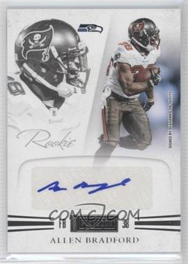 2011 Panini Playbook #55 - Allen Bradford /299