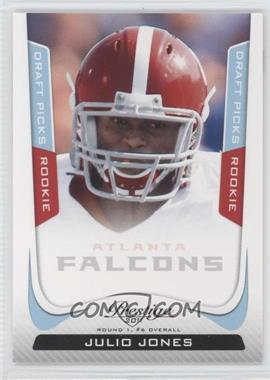2011 Panini Prestige - [Base] - Draft Picks Light Blue #256 - Julio Jones /999