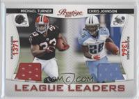 Chris Johnson, Michael Turner /200