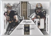 Marques Colston, Drew Brees /250