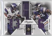 Percy Harvin, Adrian Peterson /250