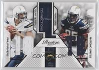 Philip Rivers, Antonio Gates /250