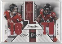 Roddy White, Matt Ryan /250
