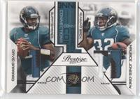 David Garrard, Maurice Jones-Drew /50