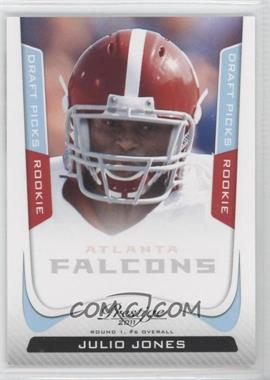 2011 Panini Prestige Draft Picks Light Blue #256 - Julio Jones /999