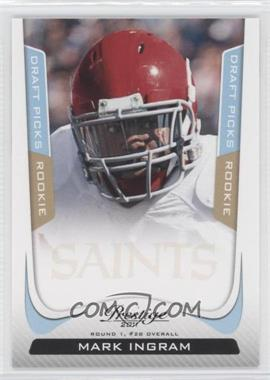2011 Panini Prestige Draft Picks Light Blue #265 - Mark Ingram /999