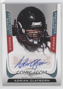 2011 Panini Prestige Draft Picks Rights Signatures [Autographed] #203 - Adrian Clayborn /599