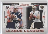 Drew Brees, Tom Brady /200