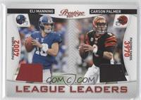 Carson Palmer, Eli Manning /200