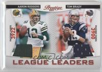 Aaron Rodgers, Tom Brady /200