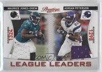 Adrian Peterson, Maurice Jones-Drew /200