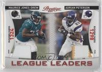 Adrian Peterson, Maurice Jones-Drew /50