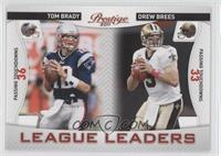 Drew Brees, Tom Brady
