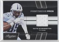 Nate Washington /10