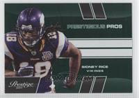 Sidney Rice /250