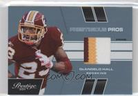 DeAngelo Hall /50