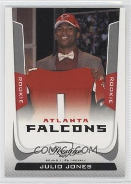 2011 Panini Prestige Rookie Draft Variations #256 - Julio Jones
