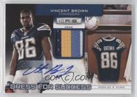 Vincent Brown /25