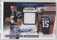 Ryan Mallett /25