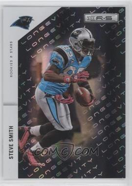 2011 Panini Rookies & Stars Longevity Parallel Holofoil #23 - Steve Smith /99