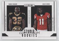 Mark Ingram, Julio Jones /100