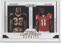 Julio Jones, Mark Ingram /500