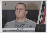 J.J. Watt /100