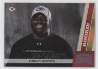 Rodney Hudson /25