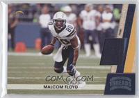 Malcom Floyd /45