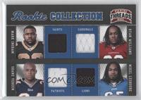 Mikel Leshoure, Ryan Williams, Shane Vereen, Mark Ingram /299
