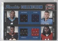 A.J. Green, Cam Newton, Jake Locker, Julio Jones /299